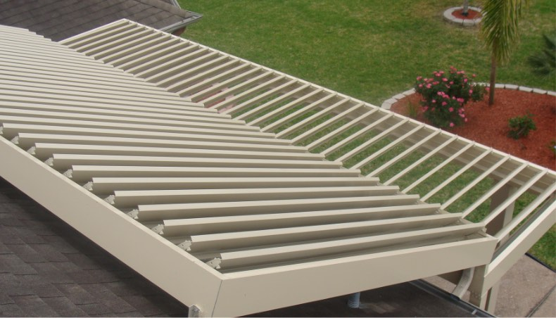 About Us Equinox Louvered Roof