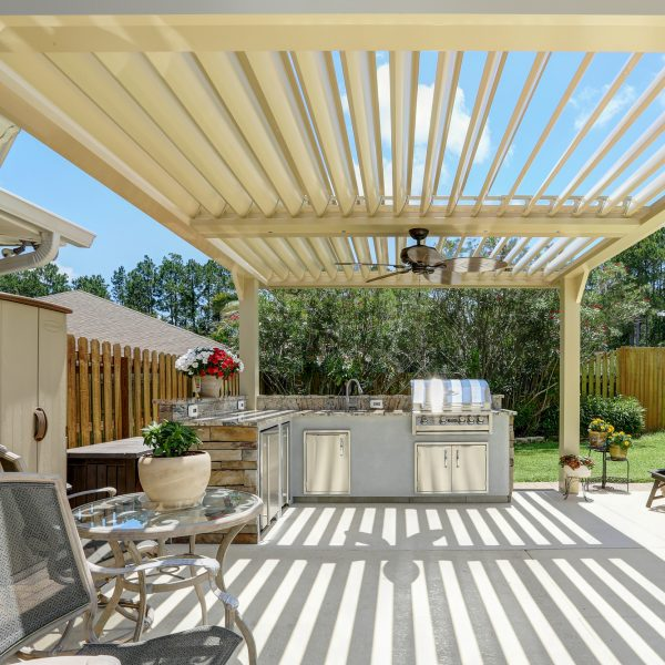 Louvered Roof Image Inspiration Gallery Equinox Louvered